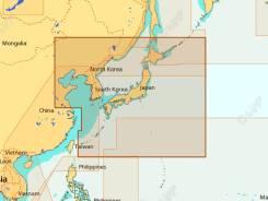 Картография C-Map 4DMAX Wide AN-D204 на SD-mSD