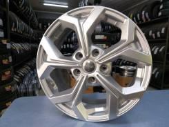 Литые диски R-16, K&K KC878, 5*114.3