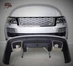 Ноускат LAND Rover, Целиком, под ключ (Передний срез автомобиля)