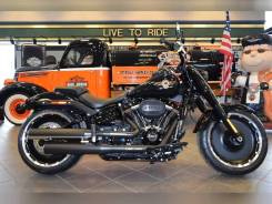 2020 HARLEY-DAVIDSON FAT BOY 30TH ANNIVERSARY, 2020