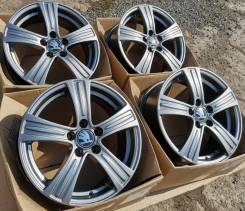 Новые литые диски IFree SU на Skoda Rapid, Octavia Tour, VW Polo R15