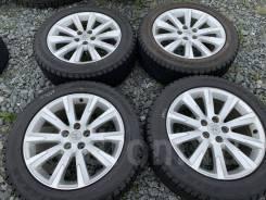 Оригинальные красивейшие диски Toyota R18 5x114.3 в идеале