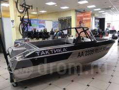 Лодка Тактика-430 DCM ! Мототека !