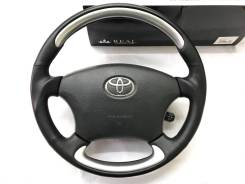 Анатомический обод руля REAL для Toyota
