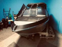 Алюминиевая лодка Тактика-430 DCM