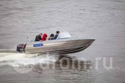 Лодка Тактика-430 DC + Mercury (Меркури) 30 EL