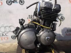 Двигатель Honda CB400 NC23E лот 61 есть видео работы