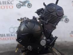 Двигатель Kawasaki ER-4 Ninja ER400BE лот 111