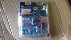 Гайки OG zero gravity racing м12 *1.25 19шт. +Ключ из японии