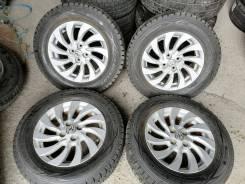 Оригинальные литые диски Тойота R15, 4/100