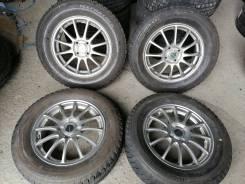 Красивые литые диски R15, 4/100
