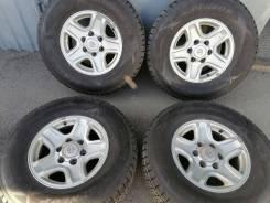 Оригинальные диски Тойота Прадо R16, 6/139.7