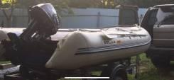 Продам лодку Solar 380
