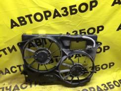 Диффузор вентилятора радиатора Chevrolet Captiva C140 2.2 Diesel