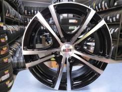 Литые диски R-15, Alcasta M05, 4*100, комплект