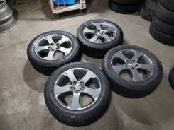=ID1.74= Диски Mazda R17 5x114 6.5JJ ET52.5 из Японии