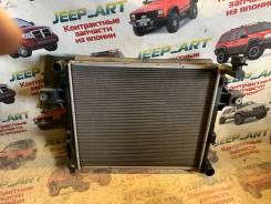 Радиатор охлаждения двигателя 4.7 Jeep Grand Cherokee WK/WH