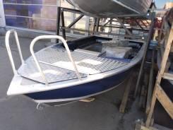 Моторная лодка Realcraft 470