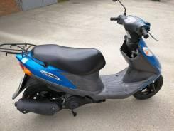 Suzuki Address V125, 2008