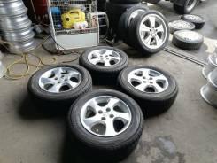 =ID1.105= Диски Mazda R15 4x100 6JJ ET45 из Японии