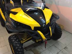 Расширители крыла для CAN-AM BRP Maverick XMR