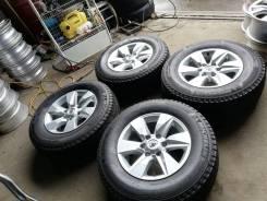 =ID1.106= Новые колеса Toyota Prado R17 Michlein 265/65 R17
