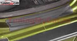 Накладка в проем задних дверей Renault Duster 2012+