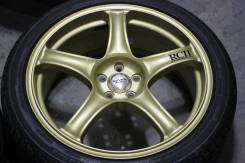 Японские диски Yokohama Advan RCII R18 5*100 7.5J ET48