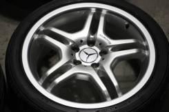 Диски оригинальные Mercedes AMG C-class R18 5*112 7.5/8.5J ET30/34