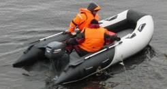 Надувная лодка Badger WL360