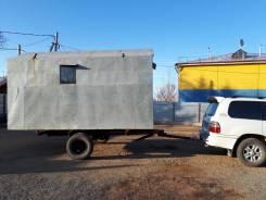 Прицеп вагончик., 2015