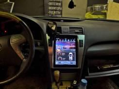 Магнитола в стиле Tesla для Toyota Camry 40 (2006-2011)