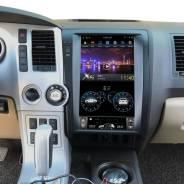 Магнитола в стиле Tesla для Toyota Tundra (2007-2011)