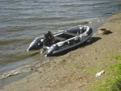 Лодка ПВХ Солар 330
