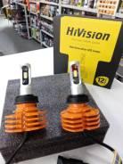 Лампа светодиодная Hivision H11 (H8, H16), 4000K, Z1 PRO