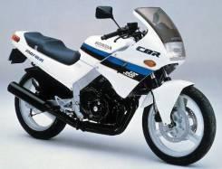 Мотоцикл Honda CBR250