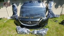 Ноускат Mazda, Целиком, под ключ (Передний срез автомобиля)