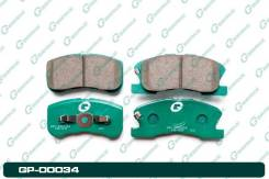 Колодки G-brake GP-00034 G-Brake GP00034
