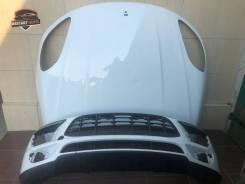 Ноускат Porsche, Целиком, под ключ (Передний срез автомобиля)