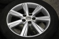Оригинальный диски Toyota R17 5*114.3 7J ET50