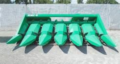 Жатка КМС-8 для уборки кукурузы