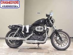 Harley-Davidson Sportster 1200 Roadster XL1200R, 2009
