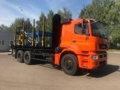 КамАЗ 6580-0003001-J5, 2020