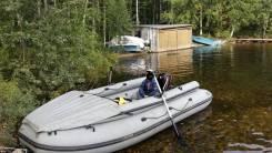 Продам лодку надувную и мотор