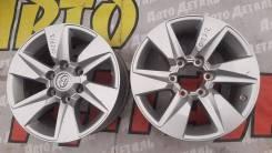 Диск литой Toyota Land Cruiser Prado 150 R17