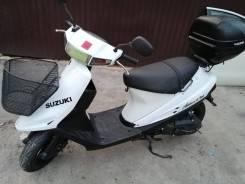 Suzuki Address V100. Свежий Привоз ПТС от 13. 04.2020., 1999