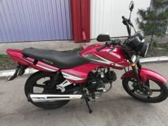 Мотоцикл Fantom 125, 2012