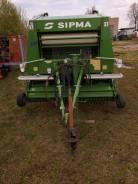 Продам рулонный пресс-подборщик Sipma PS1315 Huzar