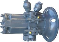 Гидронасос HPR160D-01 ремонт испытания на стенде.