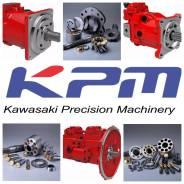 Испытание гидронасоса Kawasaki гидромотор.